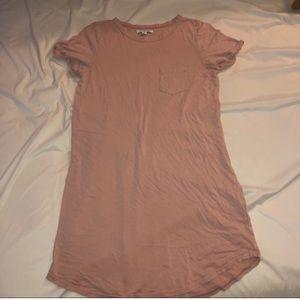 American Eagle Outfitters Teeshirt Dress